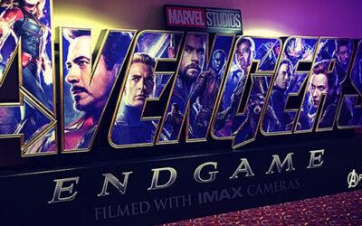 Nate and Adam talk Avengers Endgame