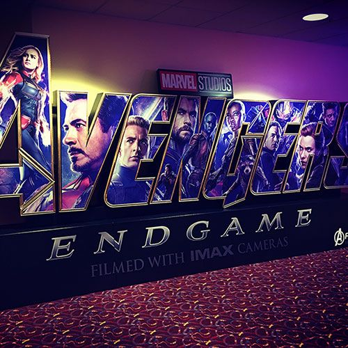 Avengers Endgame movie premiere