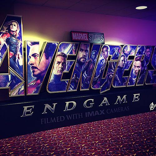Avengers Endgame movie premiere